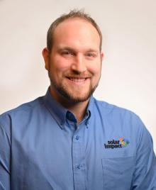 Bryan Jake-Schoffman headshot, Solar Consultant, Solar Impact