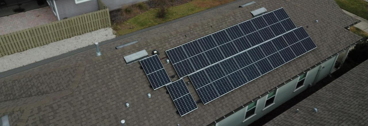 Solar on Home Roof