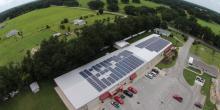 Chi institute solar project