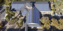 Millhopper Library Solar Project