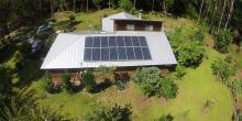 Solar on home Alachua County