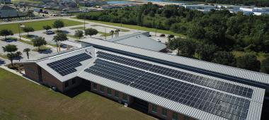 Solar Array in Hillsborough County