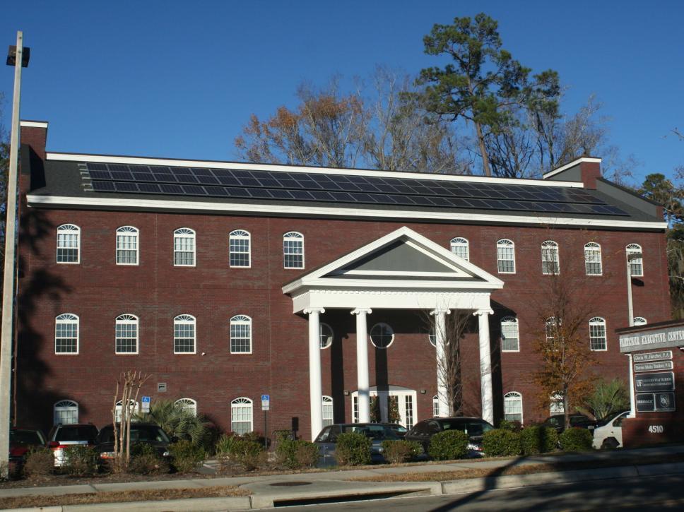 Fletcher Exec Center Solar Project