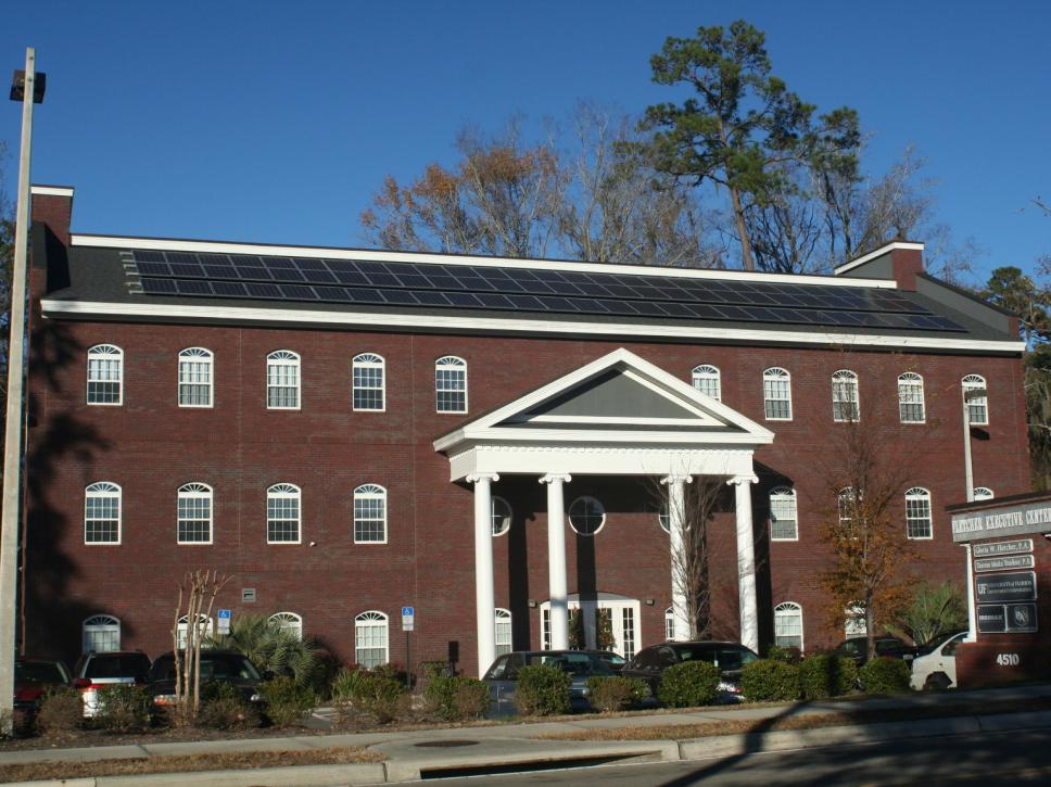Fletcher Exec Center Solar Project
