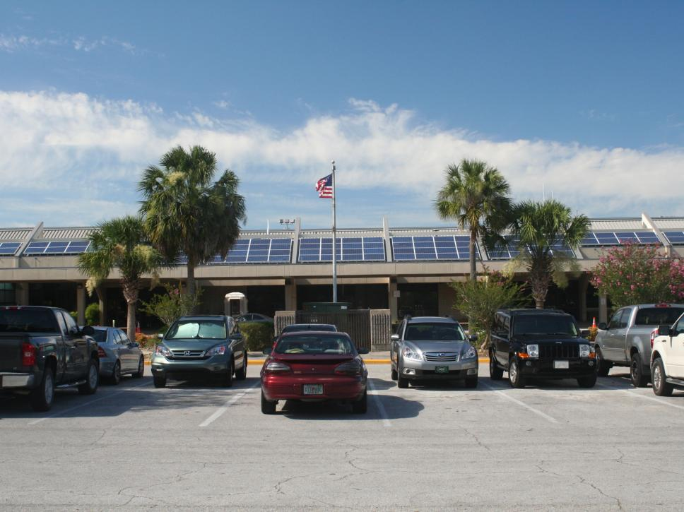 Gainesville Regional Airport Solar Project