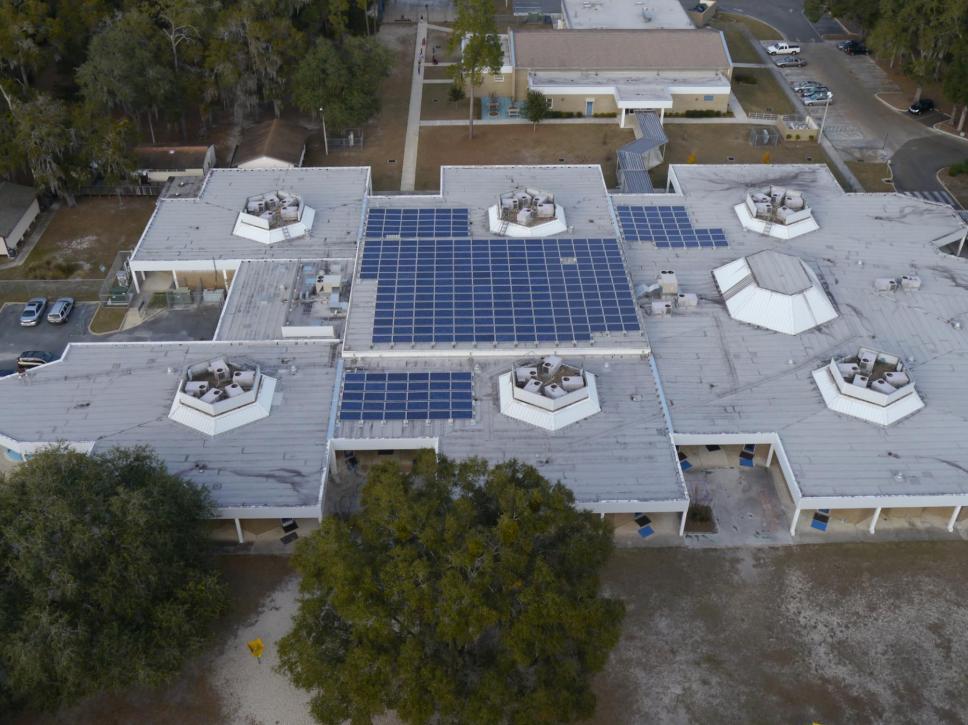 glen springs solar project