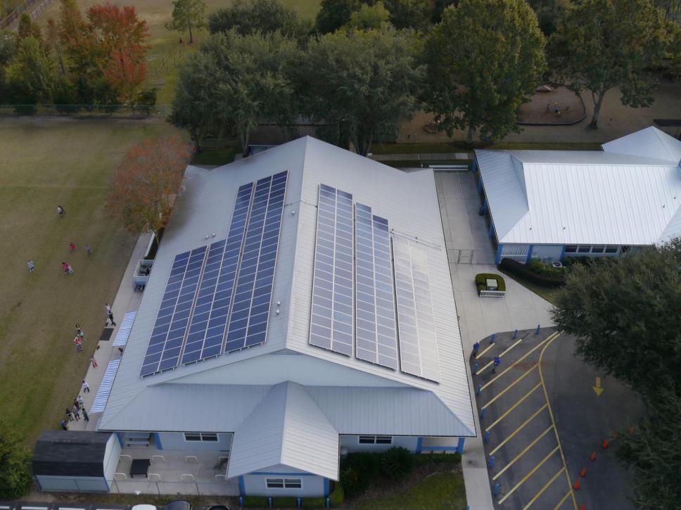 Millhopper Montessori Solar Project