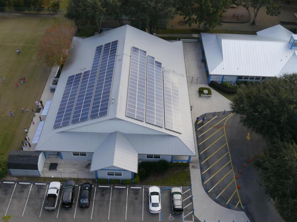 Montessori Solar Project After
