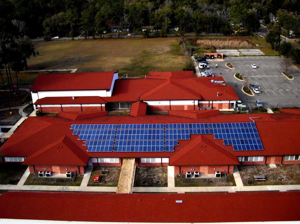 Sidney Lanier solar project