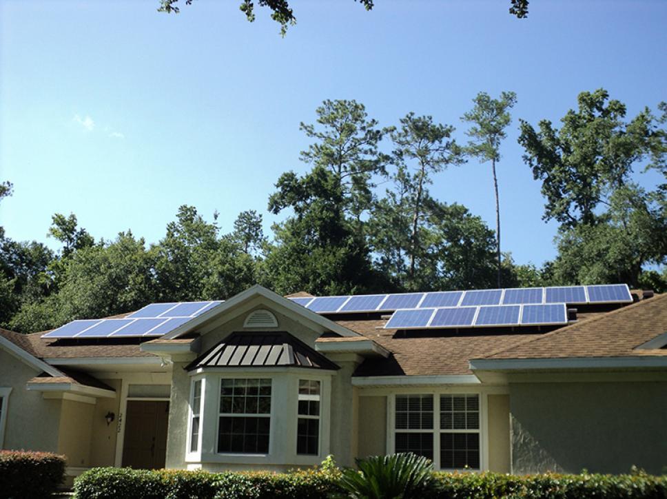 Solar on Home 3