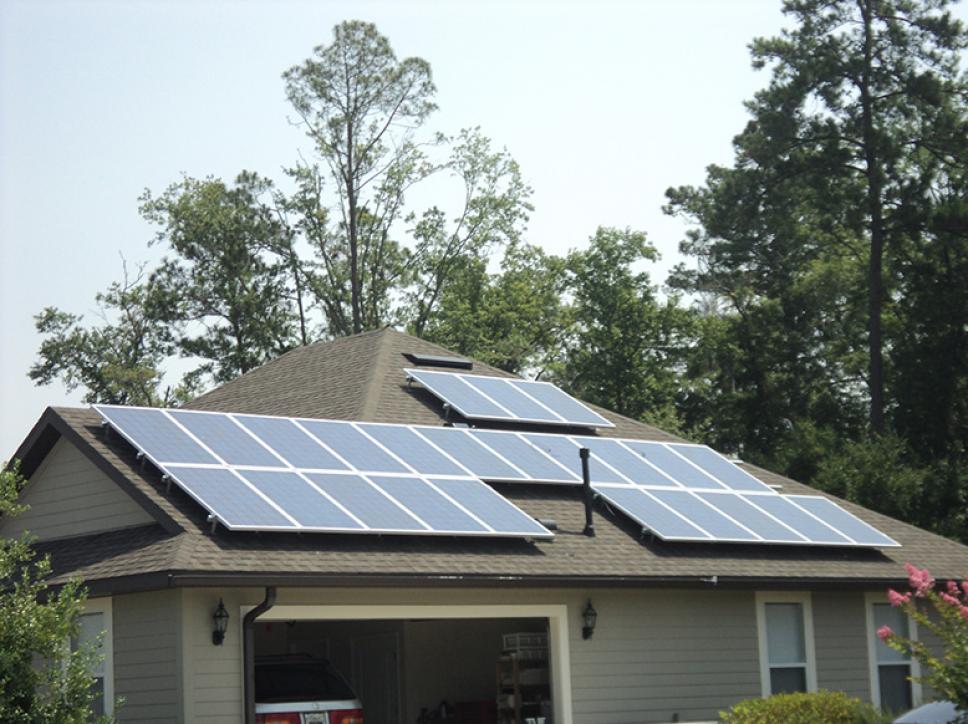 Solar on Home 5