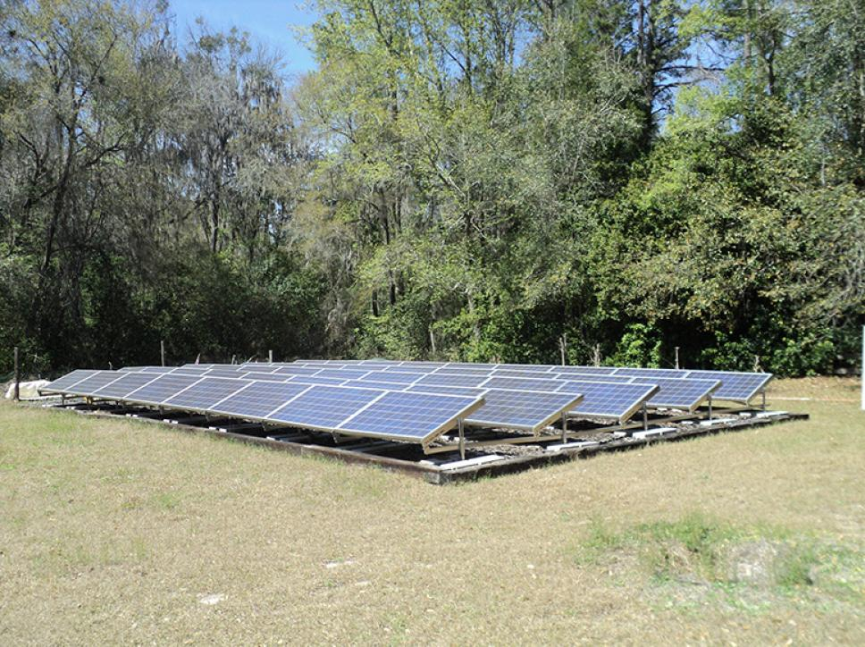 Solar in Field