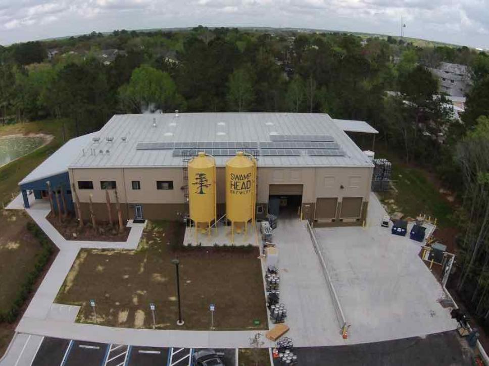 swamp head brewery solar project