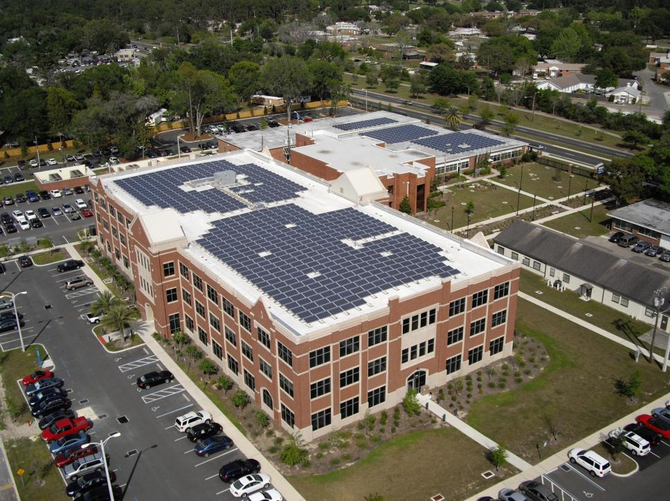UF East Solar Project