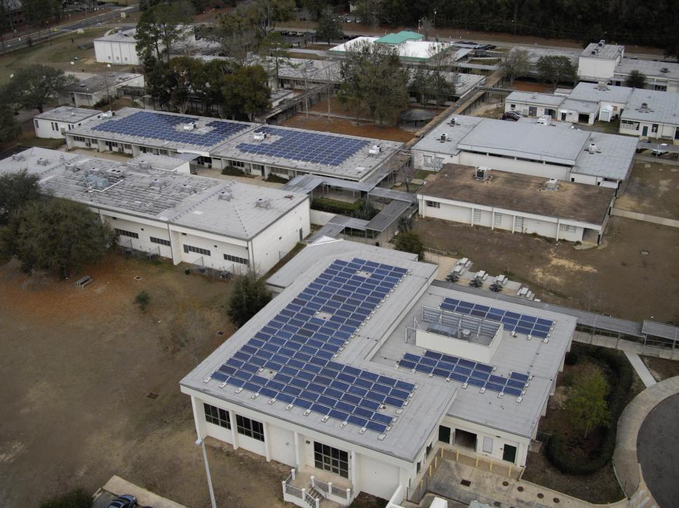Westwood Middle School Solar Project